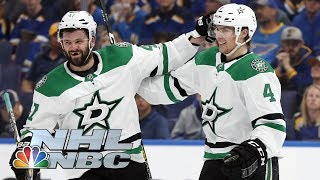 NHL Stanley Cup Playoffs 2019: Stars vs. Blues | Game 2 Highlights | NBC Sports