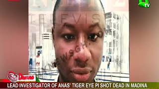You can't silence me - Anas reacts to the killing of his partner at Madina