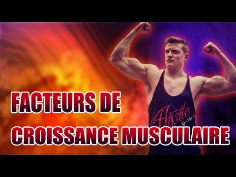 Plus le muscle est plus grand que le repos