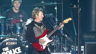 The Police   Every Breath You Take 2008 Live Video HD
