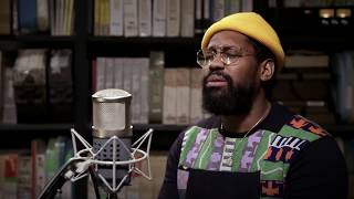 PJ Morton   First Began   12132017   Paste Studios   New York   NY