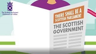 Scottish Government and the Scottish Parliament