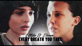 mike & eleven | every breath you take