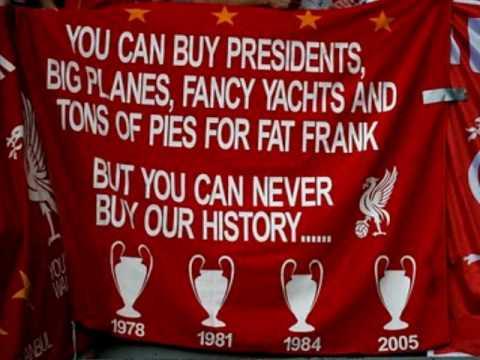 Liverpool vs Chelsea 2005 radiocity JUST LISTEN