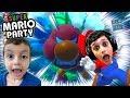 Vamos Jogar Super Mario Party nintendo Switch Family Pl