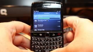 طريقة تفليش هواتف بلاك بيري Blackberry بكل سهولة و أمان