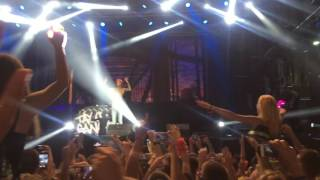 Wiz Khalifa-see you again(Exit festival 2016)