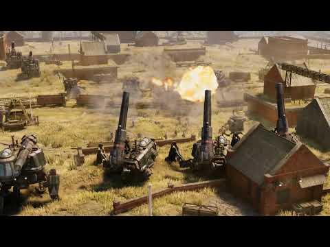 Видео № 0 из игры Iron Harvest - Коллекционное издание[PC]