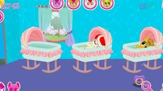 Карманная пони. Мультик игра для детей. My little pony. дружба это чудо
