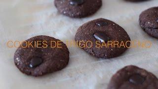 Cookies de Trigo sarraceno SIN GLUTEN