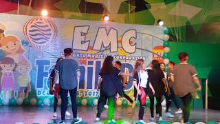 Eastgate Dancers - 2017 EMC Manila Family Day