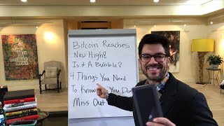 📈Bitcoin Crosses $14,000! Is It A Bubble: 4 Things You Need To Know 💸 tailopez.com/learnbitcoin