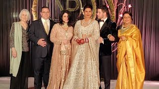 Priyanka Chopra & Nick Jonas Wedding Reception Delhi