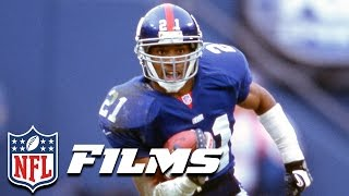 #3 Tiki Barber   NFL Films   Top 10 Players Not in the Hall of Fame