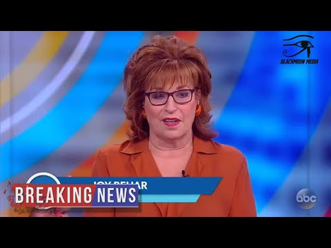 ABC to Give Joy Behar The Boot from 'The View' - IT'S OVER