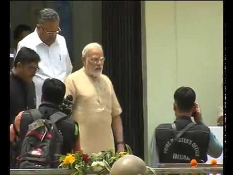 PM Modi visits Jangla Development Hub in Bijapur, Chattishgarh