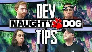 Tips on Breaking into the Game Industry with Naughty Dog Devs