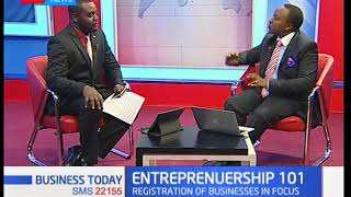 Entreprenuership 101:Process of business registration