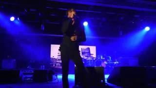 My Dark Star (acoustic) - Suede @ Rockaway Beach (Butlin's Bognor Regis)