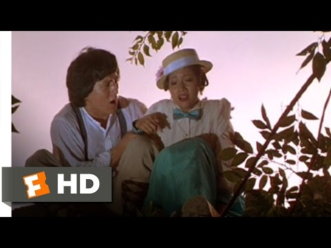 Jackie Chan's Project A (4/10) Movie CLIP - Escaping with Winnie (1983) HD