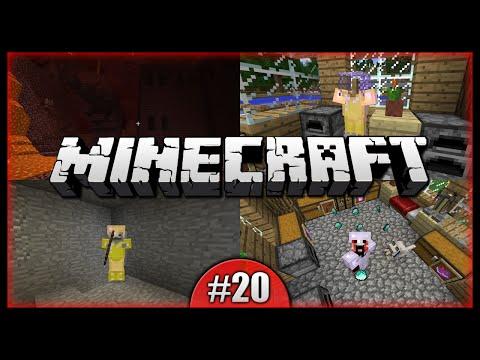 Minecraft Walkthrough - Python Plays || Villager Island