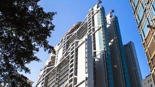 Tour Of The HSBC Main Building, Hong Kong