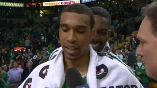 Приколы во время интервью НБА
