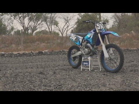 Test Ride Of The Bill's Pipes Tuned Yamaha YZ125 | TransWorld Motocross