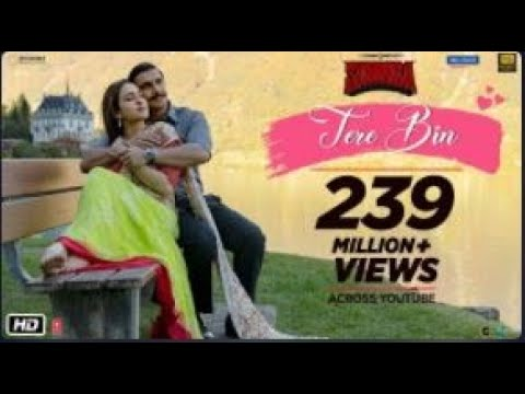 Tere Bin Nahi Lagda Dil Mera Dholna (Official Video ) Ranveer Singh, Sara Ali Khan | Simmba