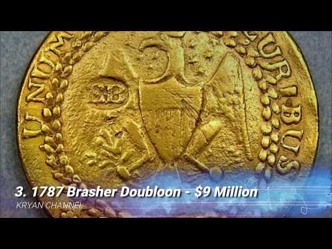 Top 12 Most Expensive Coins Ever In The World: From Priceless Roman Gold To 1794 Hair Dollar