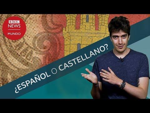 Las Diferencias Entre El Idioma Español y El Castellano