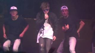 Abraham Mateo - It's you &  I choose that girl - Teatro Metropólitan (05-marzo-2016)