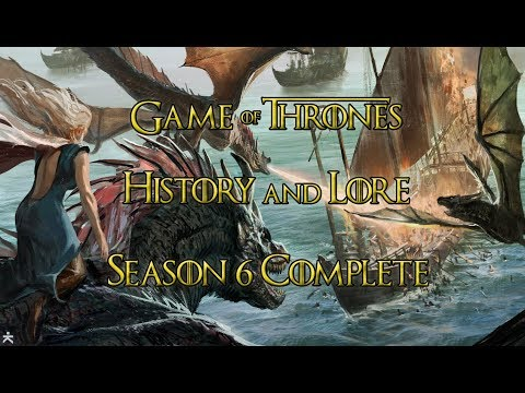 Game of Thrones - Histories and Lore - Season 6 Complete - ENG and TR Subtitles