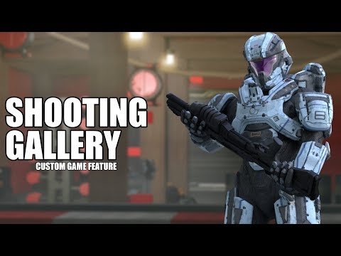 Shooting Gallery | Halo 5 Custom Game Feature