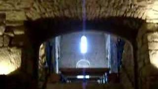 preview picture of video 'Romanic church and crypt in Olius (Catalan Countries)'