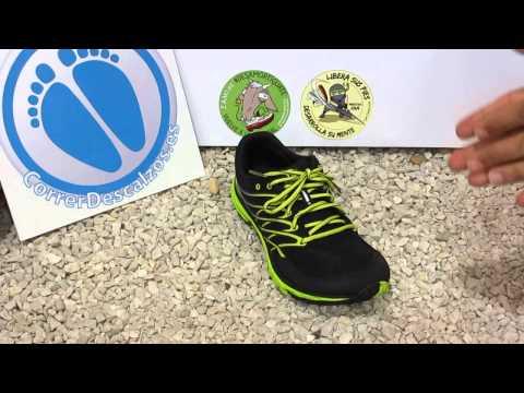 Merrell Bare Access Trail, calzado minimalista montaña y ultratrail