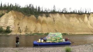 Рыбалка на реке мезень и его притоках