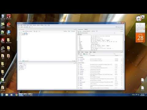 R Programming Tutorial – 10 – Getting Specific Items from a Vector
