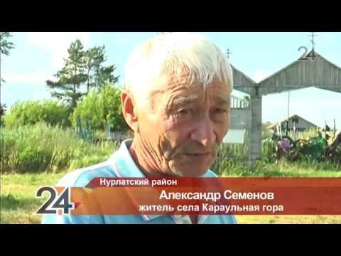 Жители села Караульная Гора Нурлатского района самостоятельно строят часовню