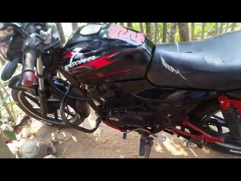 Review Bajaj Discover 135