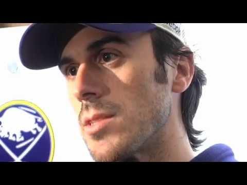 Ryan Miller Thoughts On Milan Lucics Hit On Him