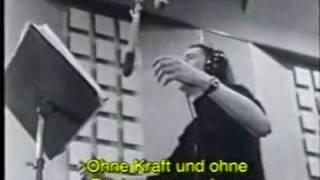 Jacques Brel, La Quete (Die Suche / Der unmögliche Traum).wmv