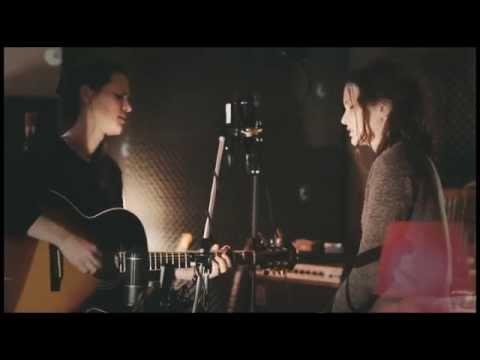 I wonder If I Care - Arianna Monteverdi & Baby B - Recording session