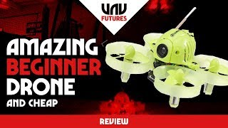 MOST INSANE FUN EVER WITH A MICRO DRONE!! Eachine QX65 review