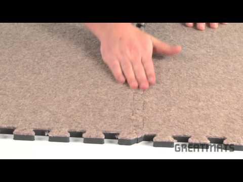 Basement Carpeting – Royal Interlocking Carpet Tiles
