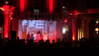 "Snog ""Everything is under control"" - Live at WGT 2015 (Volkspalast Kuppelhalle)"