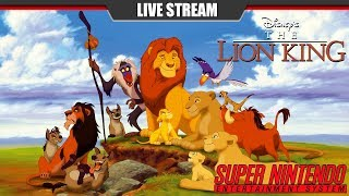 The Lion King SNES | The most difficult Disney game ever?!