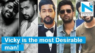 Vicky Kaushal beats Ranveer Singh, becomes most Desirable Man of 2018