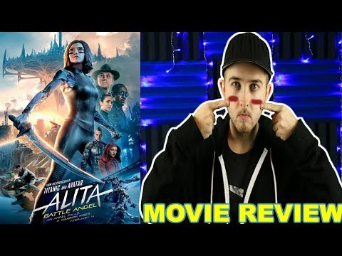 Alita Battle Angel - Movie Review | GO SEE IT!