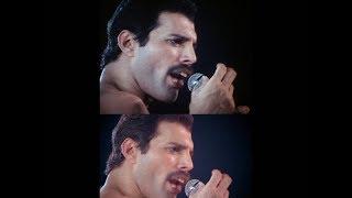 Queen - Montreal 1981 - Video Comparison